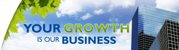 Your Growth Is Our Business
